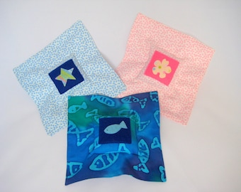 Children's Tooth Fairy Pillow - Tooth Keepsake Pillow, Tooth Fairy Pouch