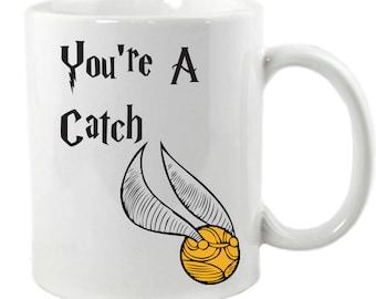 You're A Catch Mug