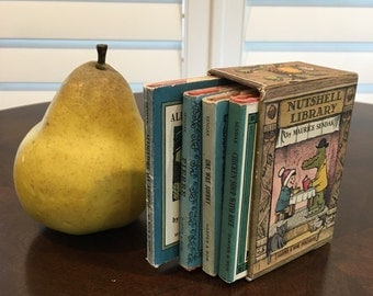 Nutshell Library by Maurice Sendak 1962 1st addition set