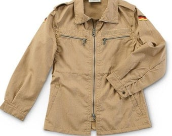 Army Jacket  / Light Weight Jacket / German Military Coat
