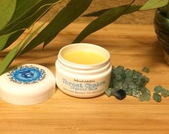 Throat Chakra Organic Balm (Item #: CKB1115)