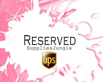 reserved lisiting for 0603-bri