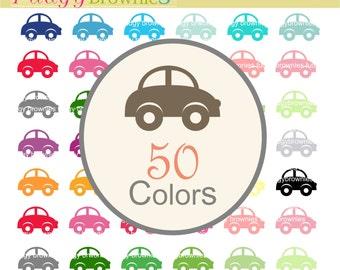 car clip art,cars clip art , beetle car clip art, digital scrapbooking Clipart, instant download