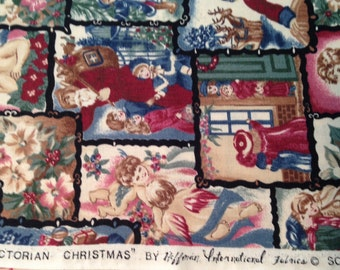 Vintage Victorian Christmas by Hoffman - OOP