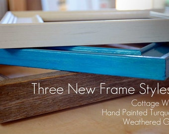 Custom Hand Painted Frame upgrade