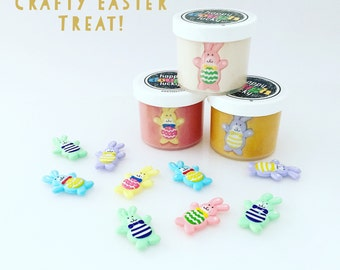 Easter Play Dough Favor