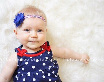 Boston Red Sox Baby Girl, Boston Red Sox Baby Headband, Boston Red Sox Baby Bow, Boston Red Sox Baby Gift, Boston Red Sox Newborn Headband