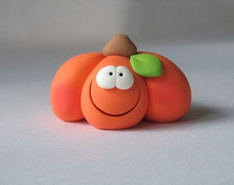 Polymer Clay Pumpkin