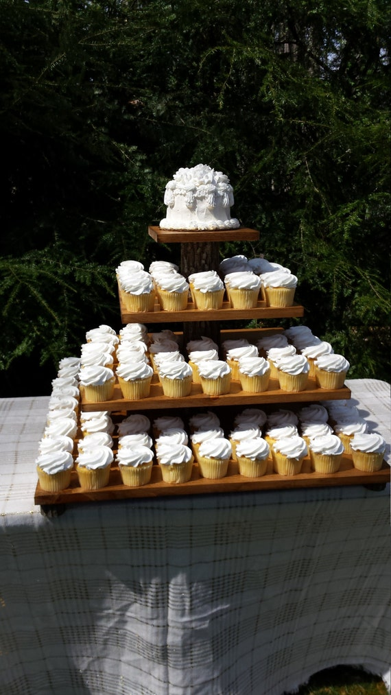 can i prune a wedding cake tree rustic cupcake stand log cupcake stand tree cupcake stand 12359