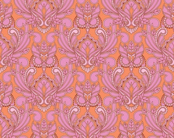 Tula Pink True Colors Mini Owls One Yard Of Fabric READY TO SHIP!!!