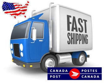 Fast shipping to USA - Upgrade Shipping United State - via Canada Post