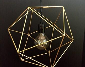 Orion Pendant Light  .  Geometric  .  Minimalist Inspired