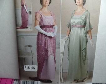 1910's Dress Pattern Simplicity 1517 Size 6-12  UNCUT