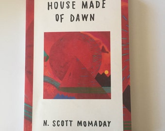 House Made of Dawn by N. Scott Momaday (94' Paperback)