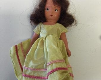 Vintage nancy ann story book doll, vintage  doll, storybook dolls