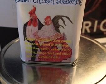 Quebec Chicken Seasoning