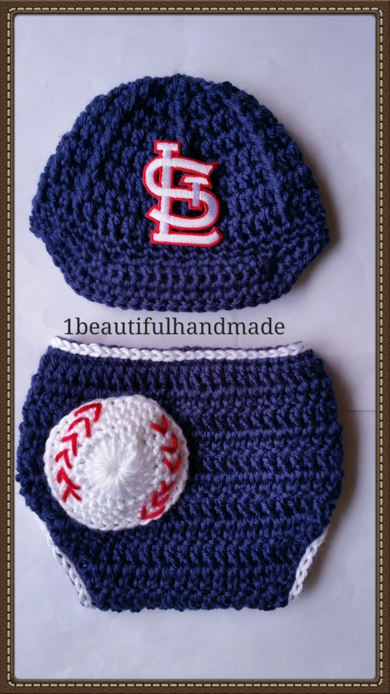Snap Items Similar To Baby Boy Baseball Team Cap Diaper Cover St