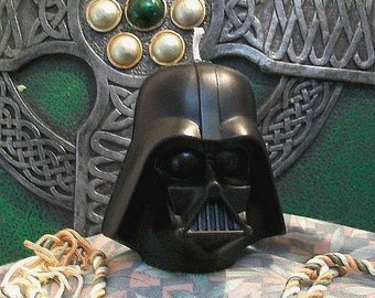 Darth Vader Style Beeswax Candle
