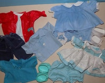 Coleco Cabbage Patch Kids Outfits and Shoes