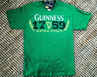 Men's Authentic Guinness 1759 Extra Stout Shirt