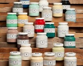 Fusion Mineral Paint - Furniture Paint - Fabric Paint - Water Base - No VOC - Non-Toxic - Self Leveling - Matte Finish - NO WAXING