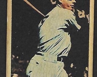 Super Rare new just in 1952 Berk Ross Joe Dimaggio incredible looking card