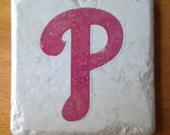 Philadelphia Phillies Coasters Set of 4