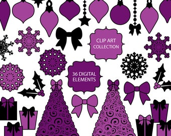 Clip Art Frames & Borders Christmas String Lights