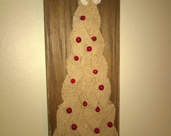 christmas wall plaques