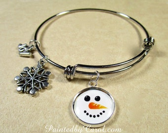 "Shop ""snowman face"" in Jewelry"
