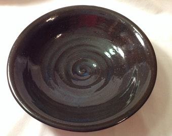 Wheel thrown Stoneware bowl
