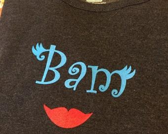 Bam Lips Sweatshirt