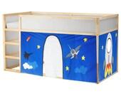 Fighter jet theme playhouse