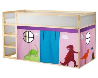 Dinosaur Playhouse Pink version