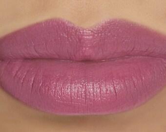 "Vegan Cream Blush and Lip Color Stick - ""Whimsy"" (light cool pink lipstick / cream blush)"