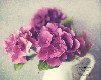 Hydrangea Photography, Flower Photography, Stilllife, Art - Home Decor, Wall Art, Christmas Gifts, Xmas Presents, Holiday Gifts, Photo Gifts