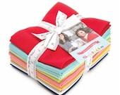 Bella Solids Fat Quarter Bundle by Bonnie and Camille - Moda