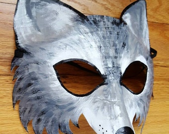 wolf masks, any color