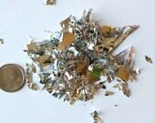 New! Metallic Micro-Confetti - Silver