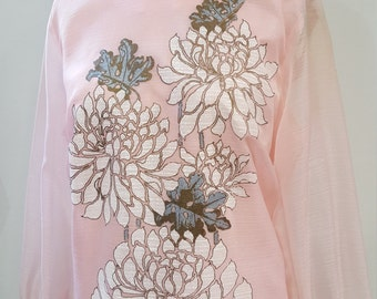 Shaheen Long Pink Dress