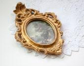 Vintage Ornate Gold Italian Frame