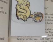 Classic Winnie the Pooh Mini Bookmark-CWPM01