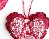 Valentine Heart - Gift for Her - Decorative Heart - Valentine Home Decor - Hanging Door Heart - Valentine Gift For Her - Valentine's Day
