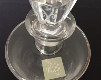 Lalique Treves-Clear Decanter