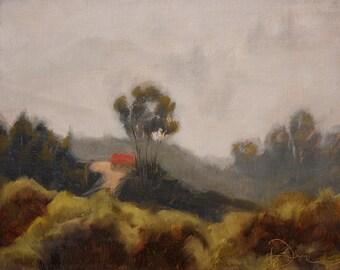 Original Painting - Tuna Canyon
