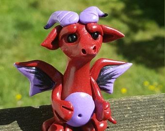 One of a kind ARAARTISTICCREATIONS Aries Ram dragon