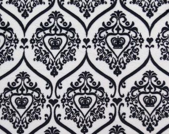 Royal Minky Cuddle 60 Inch White Fabric by the yard, 1 yard