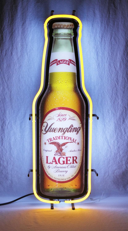 Yuengling Beer Neon Bar Light / Sign