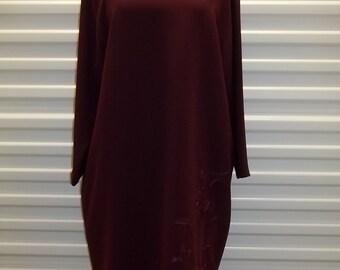 Women Dress By Rickie Freeman For Teri Jon Neiman Marcus Formal Dress Wedding Dress Size 16 Vintage Dress Free Shipping