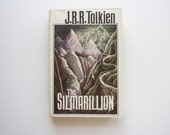The Silmarillion First Edition, Third Printing by J.R.R. Tolkien